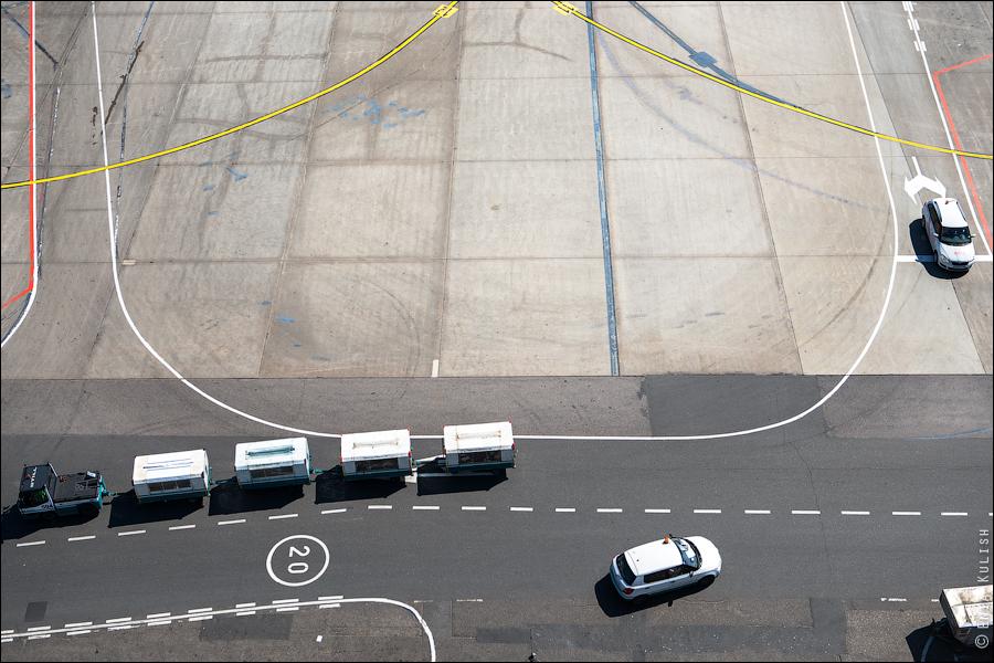 Аэропорт Домодедово: вид сверху... с вышки! 2645