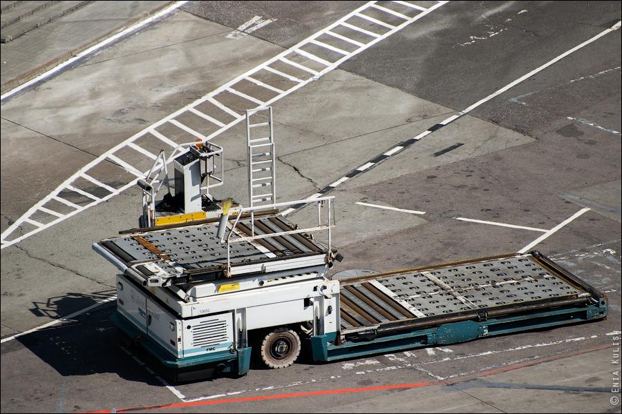 Аэропорт Домодедово: вид сверху... с вышки! 2675