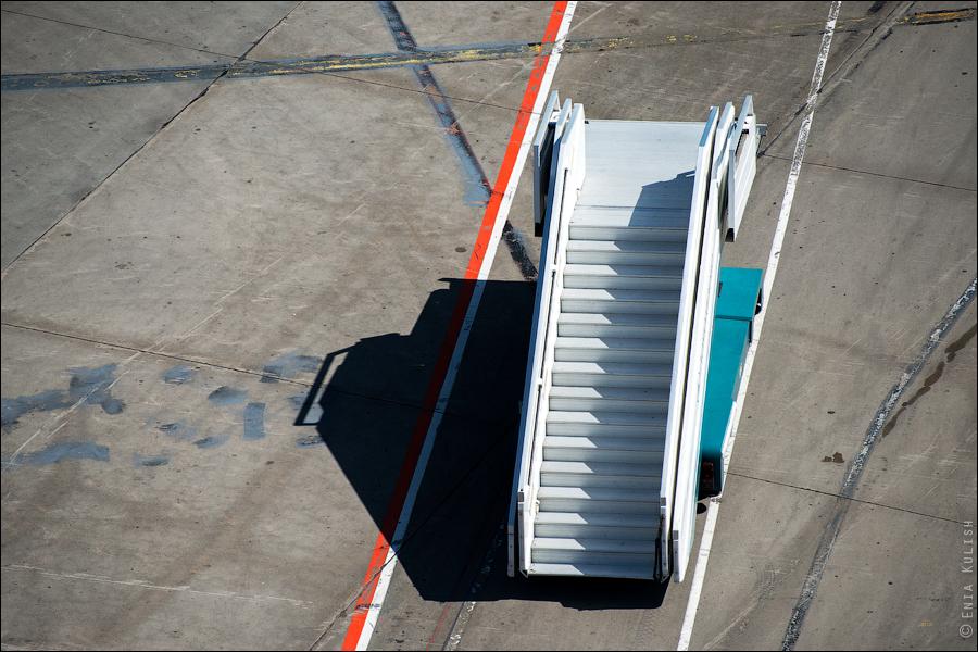 Аэропорт Домодедово: вид сверху... с вышки! 2703