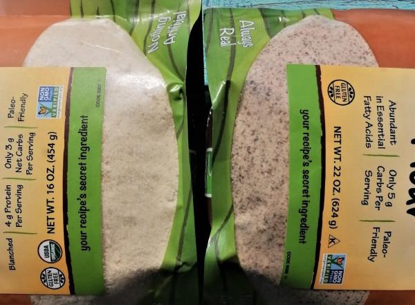 - 25% на Now Foods, Real Food, органическая миндальная мука, очень мелкого