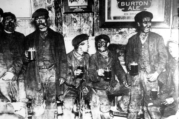 Выпьем за шахтеров!