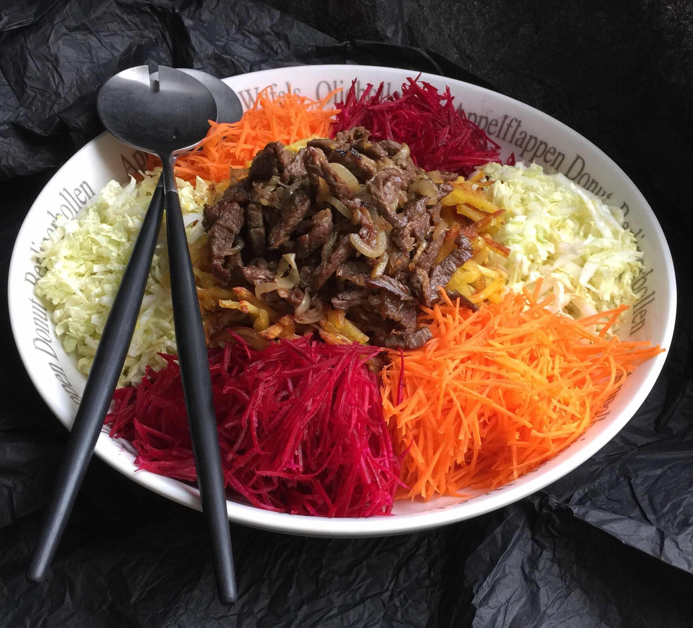 любом южном салат чафан классический рецепт с фото пошагово фотографии ножа