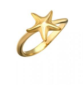 7 Коллекция Atenea, кольцо из желтого золота