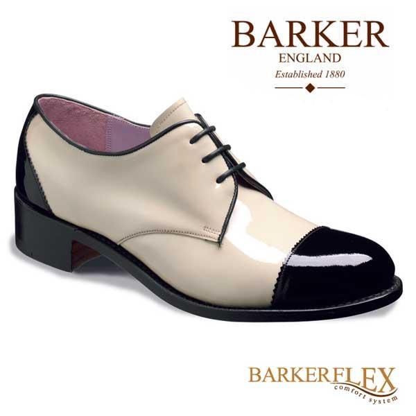barker-ladies-shoes-kate-cream-patent-black-patent-derby-lace-up