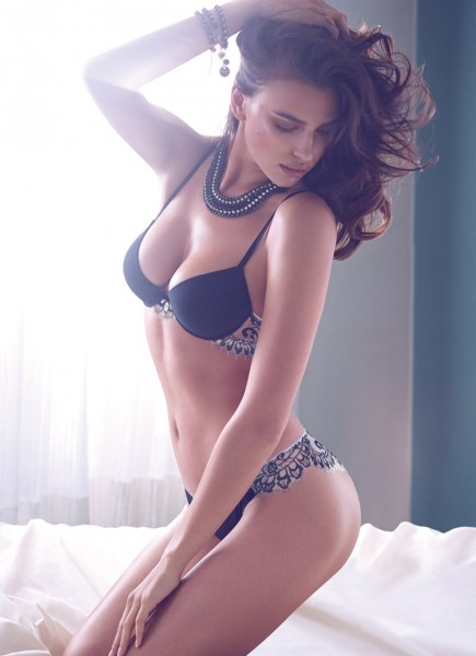 irina-shayk-twin-set-fall-2014-campaign-photos1
