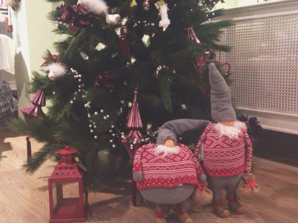 рождественские гномы рафинат