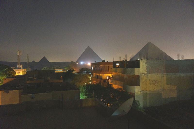 Один день на раскопках в Египте