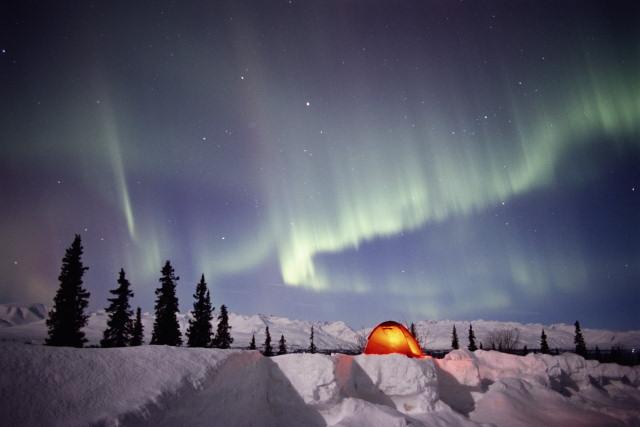 северный полюс канада