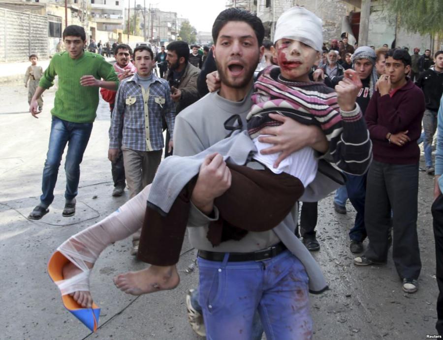 сирия война