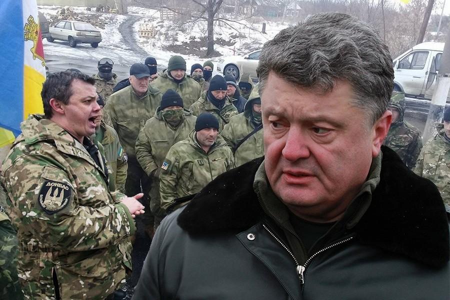 Шаткая блокада Донбасса