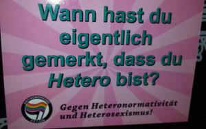 А когда ты на самом деле ощутил, что ты гетеросексуал