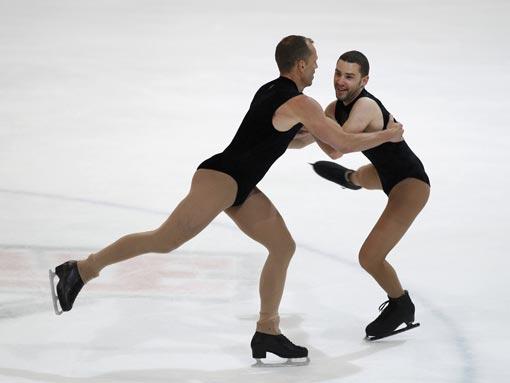 Фото с Олимпийских игр для сексменьшинств, 2010