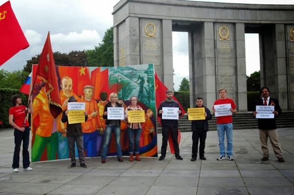 против фашизма на украине