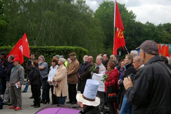 Немецкие коммунисты и антифашисты2