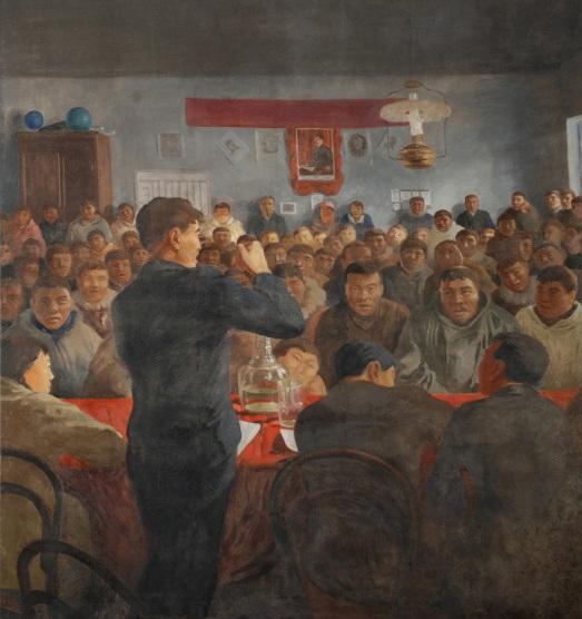 Партсобрание эскимосов