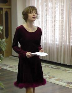 Марина Вдовик