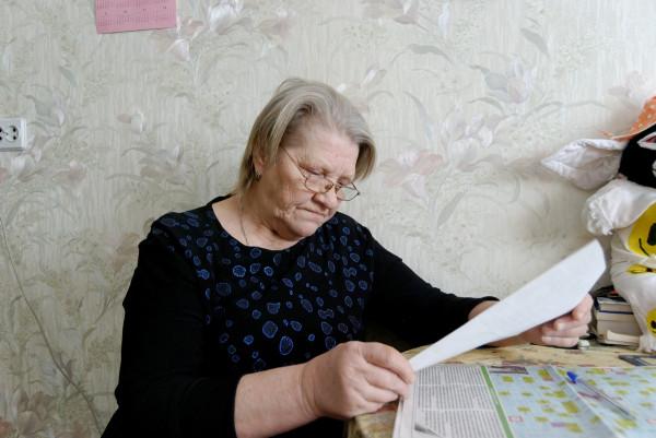 Бабушка Оскара - Валентина Фёдоровна