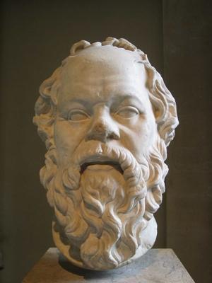 Сократ, Лувр