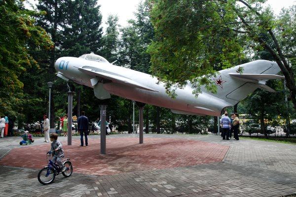 МиГ-17 1962 года выпуска