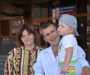 Восстановленная семья