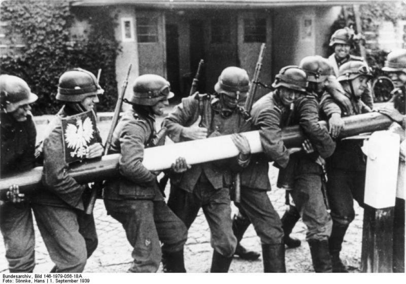 Немцы обвинили СССР в начале Второй мировой войны