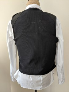 Amy Pond Vest Before 2