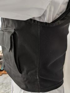 Amy Pond Vest detail 2