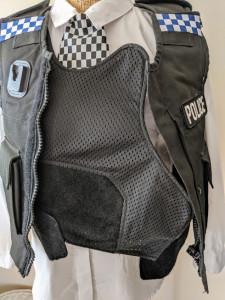 Amy Pond Vest Inside