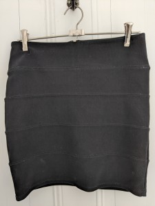 Amy Pond Skirt Front