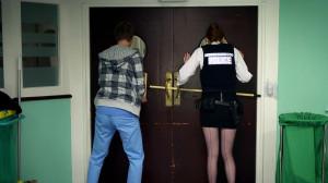 Amy Pond Police 3