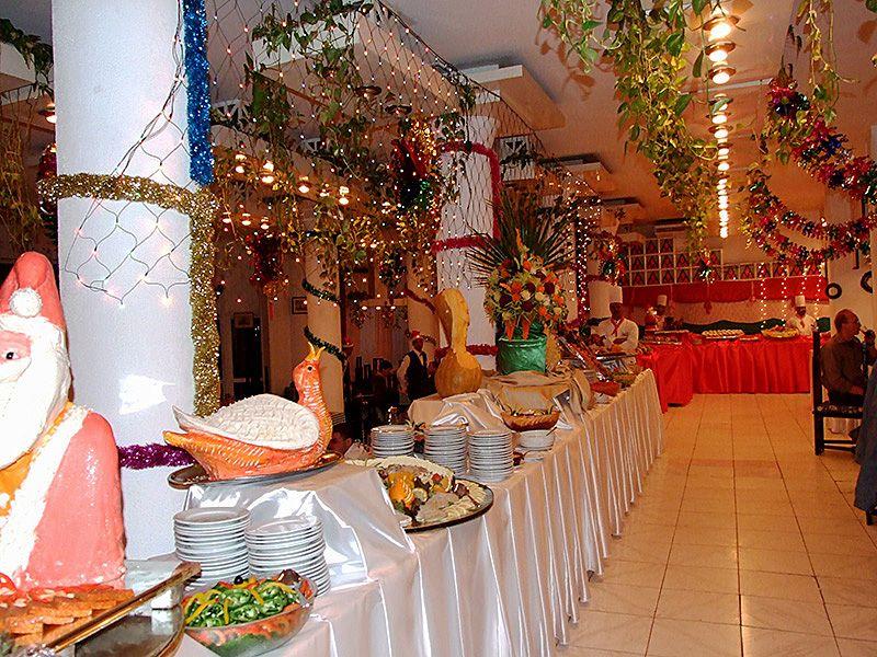 Рождественский ужин в солнечном Египте 2006_12290093