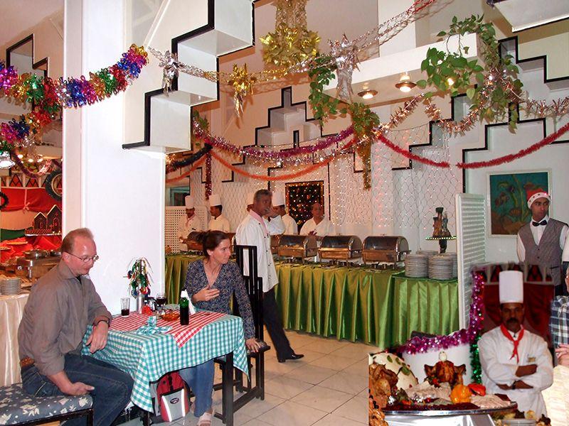 Рождественский ужин в солнечном Египте 2006_12290096