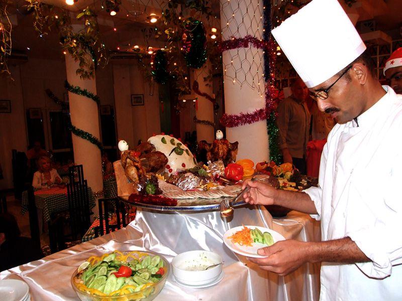Рождественский ужин в солнечном Египте 2006_12290098-1