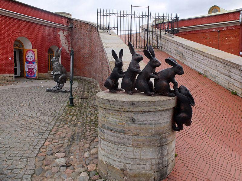 Петропавловская крепость DSCF0242