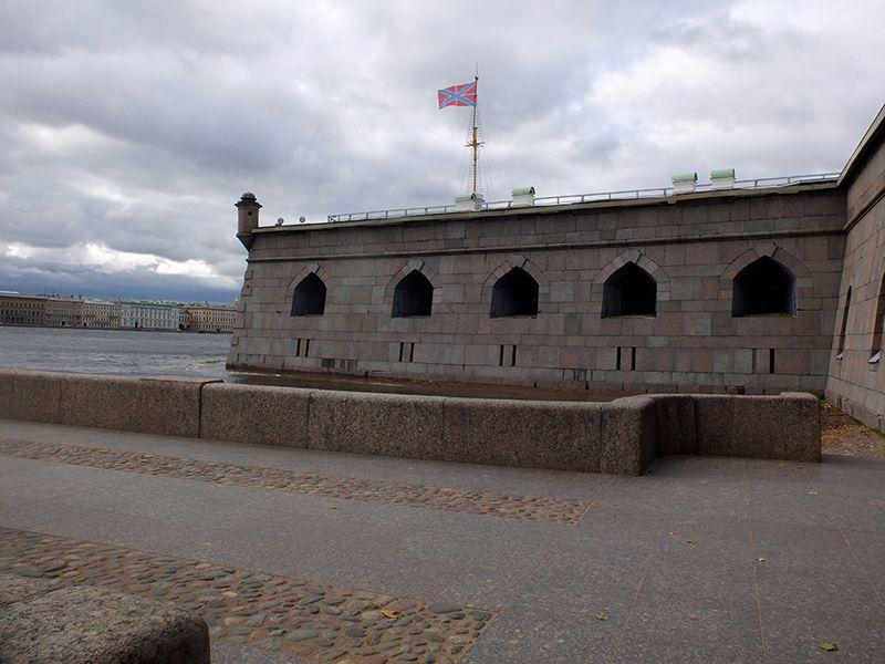 Петропавловская крепость DSCF0280