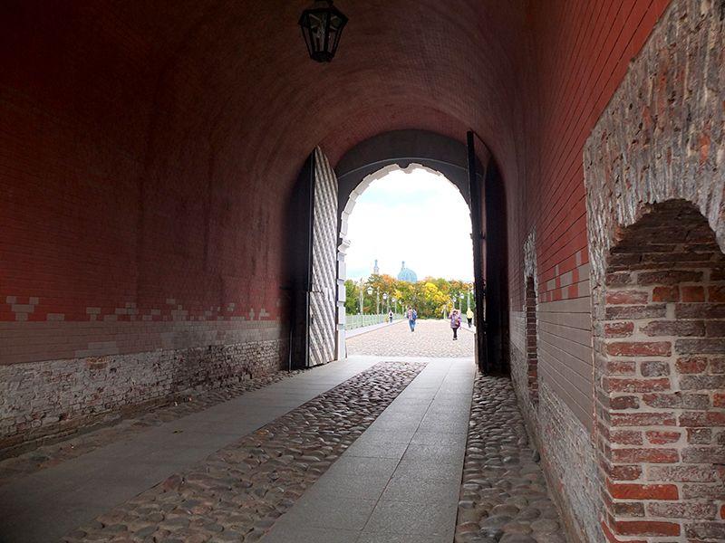 Петропавловская крепость DSCF0283