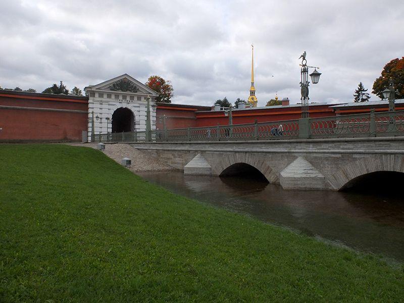 Петропавловская крепость DSCF0292