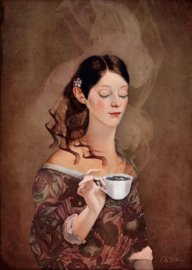 Catrin Welz-Stein - German Surrealist Graphic Designer - Tutt'Art@ (16)