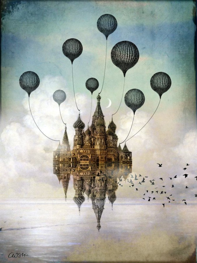 Catrin Welz-Stein - German Surrealist Graphic Designer - Tutt'Art@ (44)