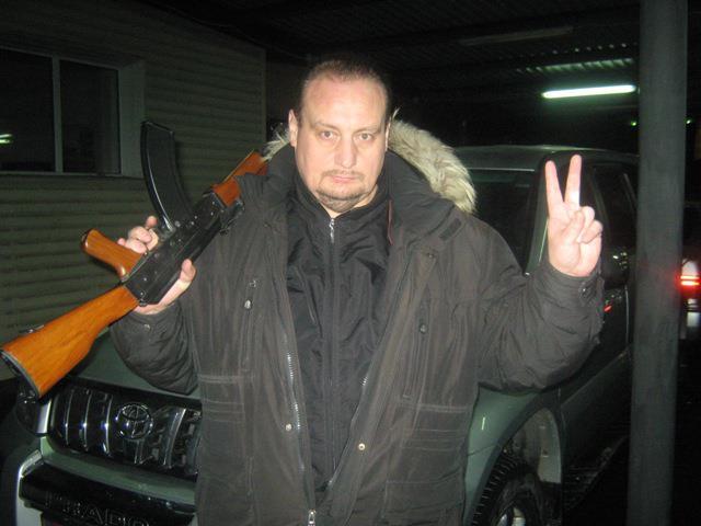команданте Олег Жуковский
