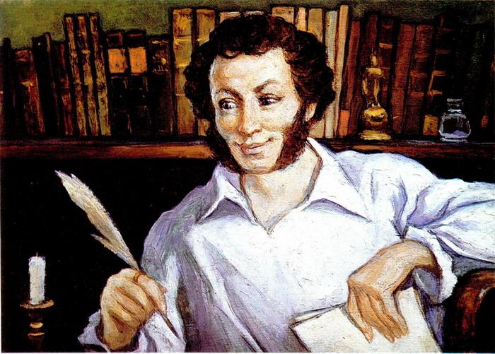 Кто такой А.С.Пушкин