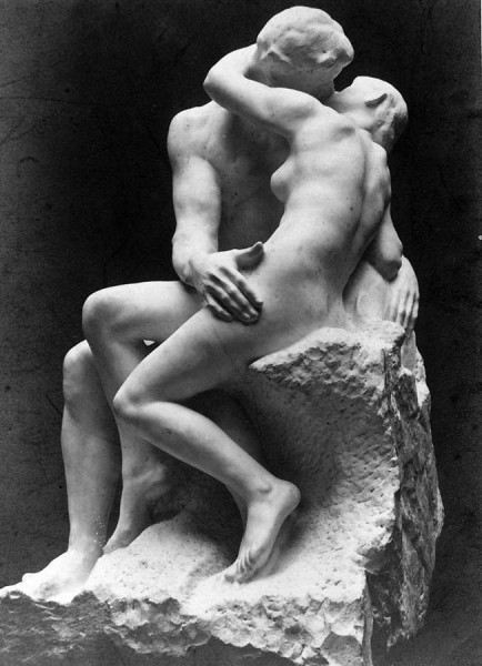 Поцелуй Роден
