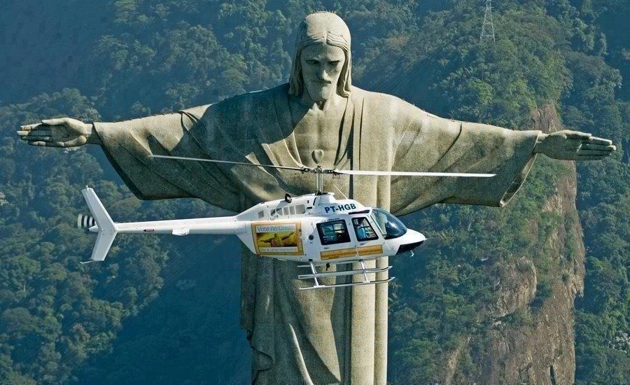 Где находится самая известная в мире статуя Иисуса Христа 04