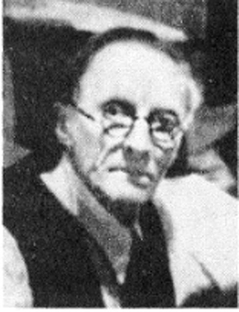 Борис Павлович Белоусов (1893 – 1970)