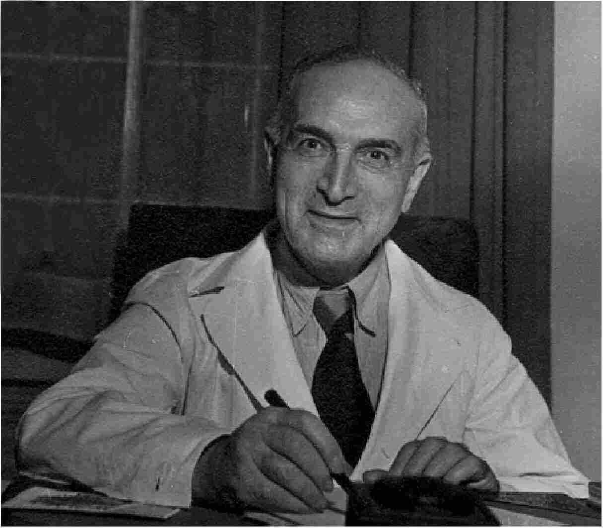 Эрнст Грэфенберг (1881 - 1957)
