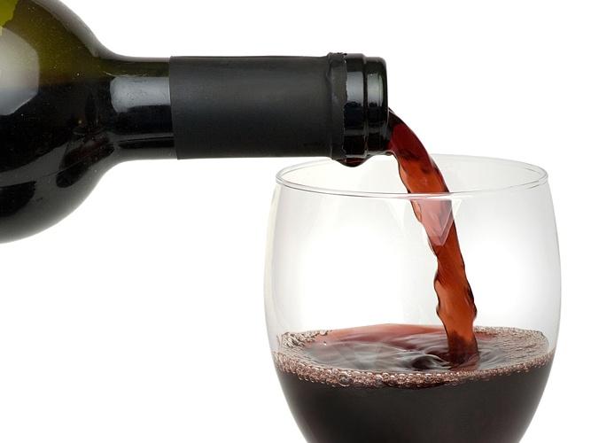 Сколько бокалов в бутылке вина