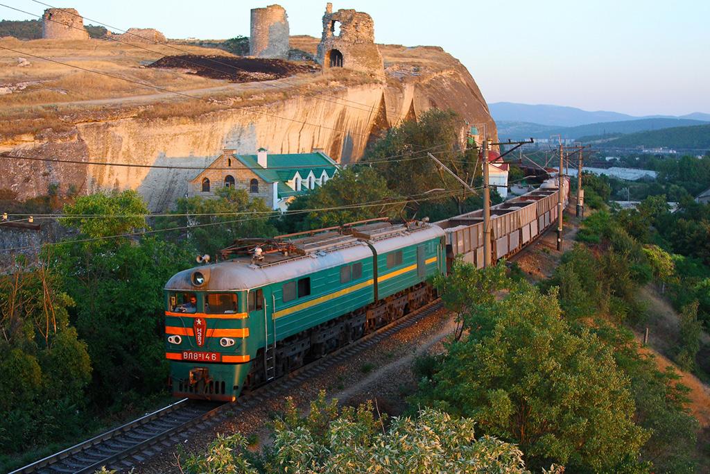 Мекензиевы горы. Следующая станция – Севастополь