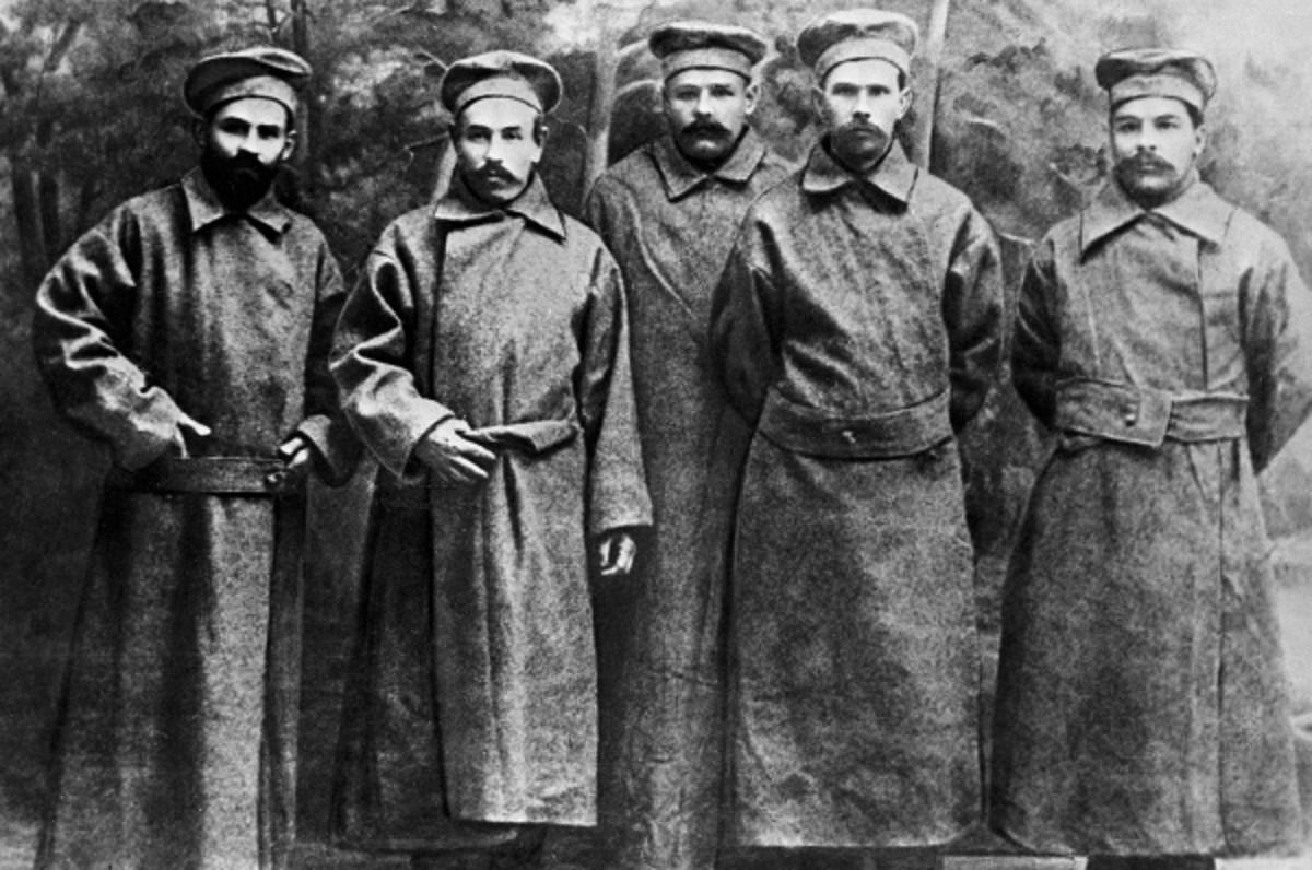 Большевистские депутаты Государственной Думы