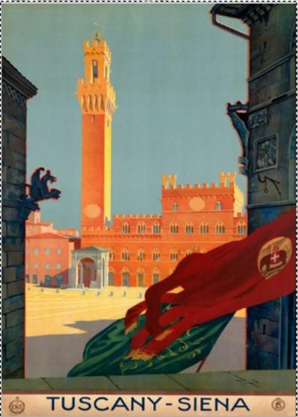 Тоскана - Сиена
