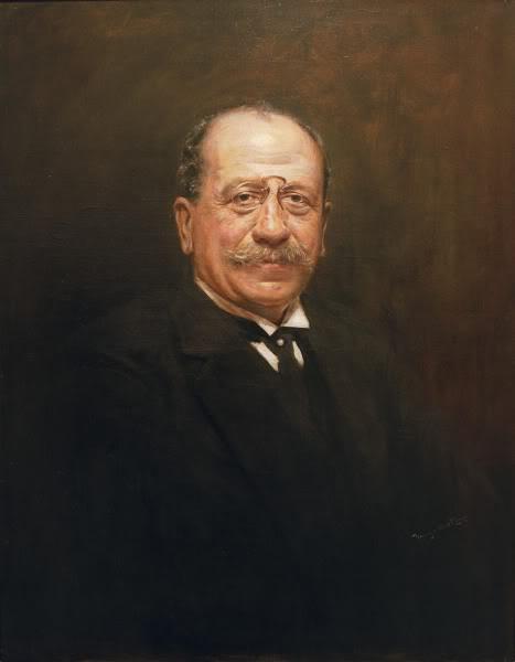Альберт Баллин (1857 - 1918)